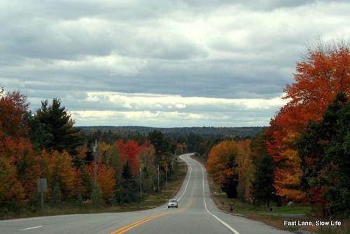 Route 9, Maine